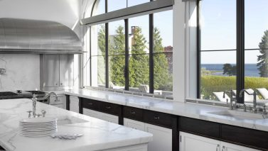 Kitchen – Congregate & Enjoy the View