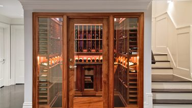 Wine – Stylishly Stored and Displayed