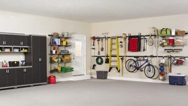 Garage Redo