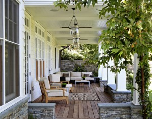 Let's Design A Porch for The Greenwich House | Sabine's New House