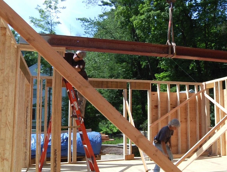 Kitchen - Structural Remodeling