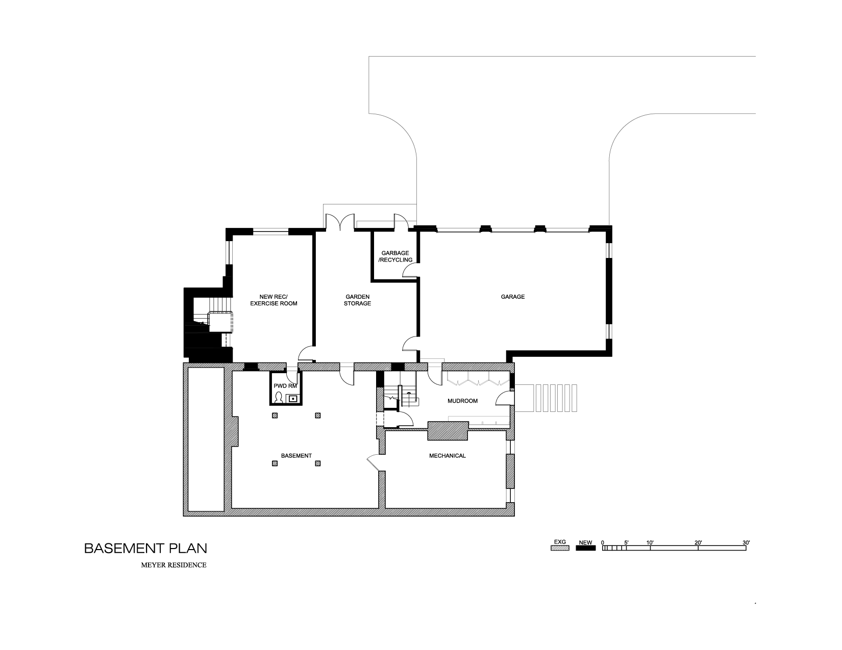 Presentation Drawings Basement Floor Plan-01