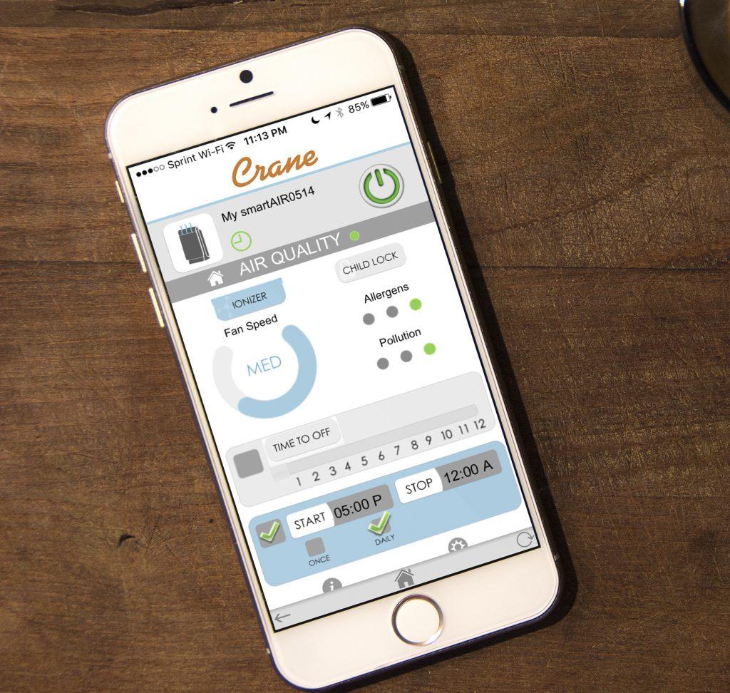 Crane Smart App