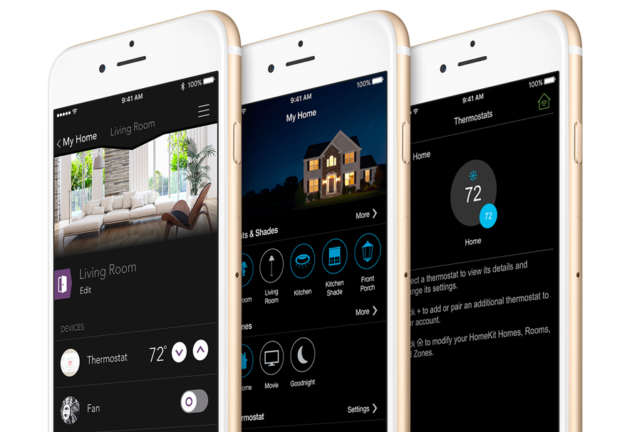 Apple's HomeKit Examples