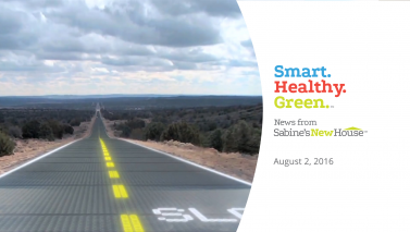 Solar Roadway on Route 66?
