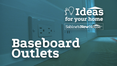 Baseboard Outlets