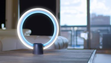 New GE Table Lamp Integrates Amazon Alexa
