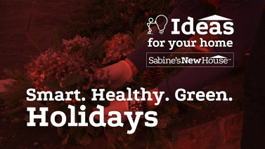 A Smart, Healthy, and Green Holiday