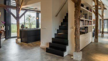 House Tour:  Modern Farmhouse Conversion