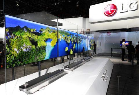 LG Signature OLED TV